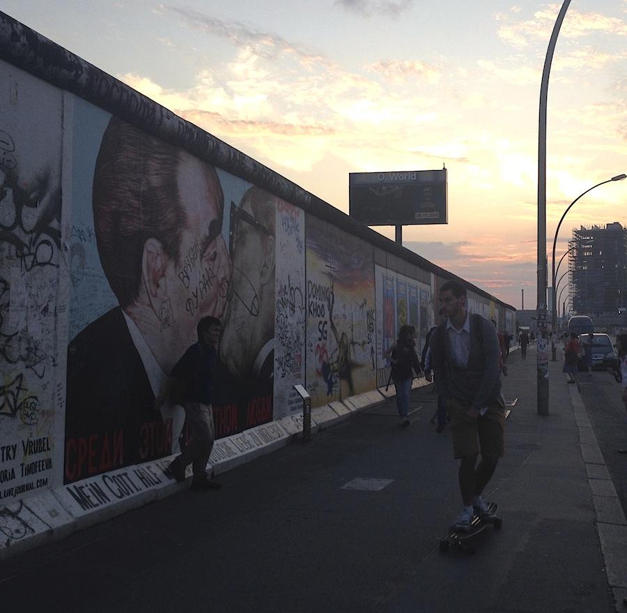 Berlin Kiss