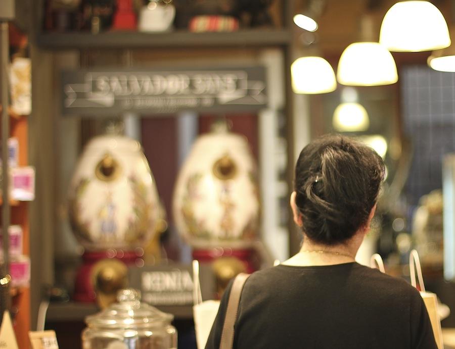 El Cafe Magnifico, Barcelona