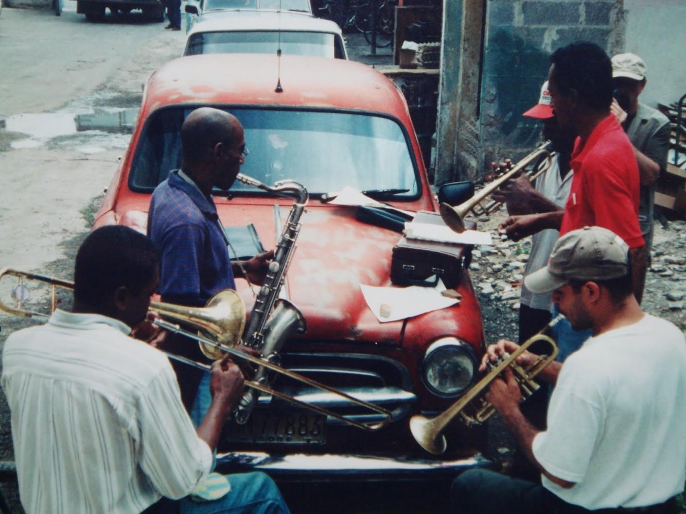 Cuban Music-Hero