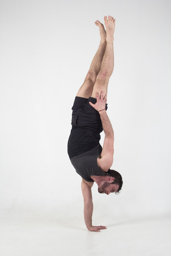 Handstand Lawrence Jay 01